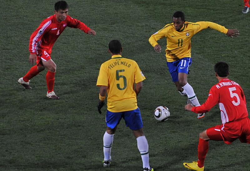 2010 World Cup play