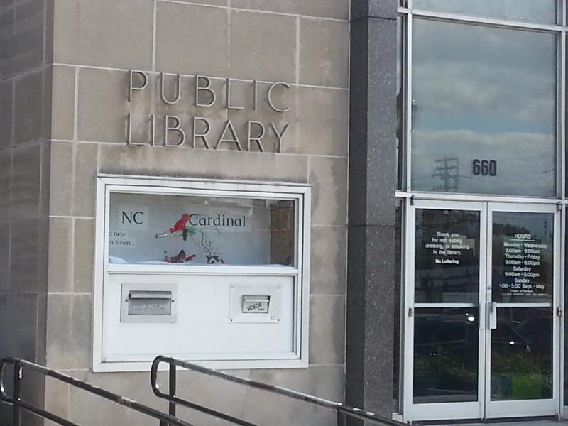 The Forsyth County Public Library will close for at least two years, beginning October 1st, as it undergoes major renovations.