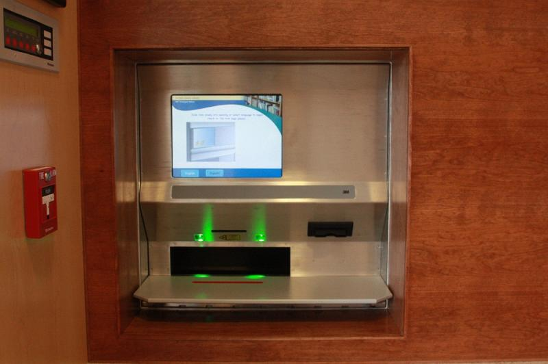 The sorter uses Radio Frequency Identification (RFID) technology