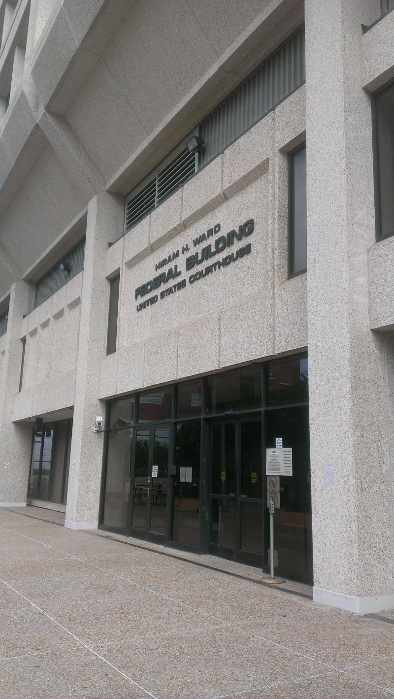 Federal Building, Winston-Salem