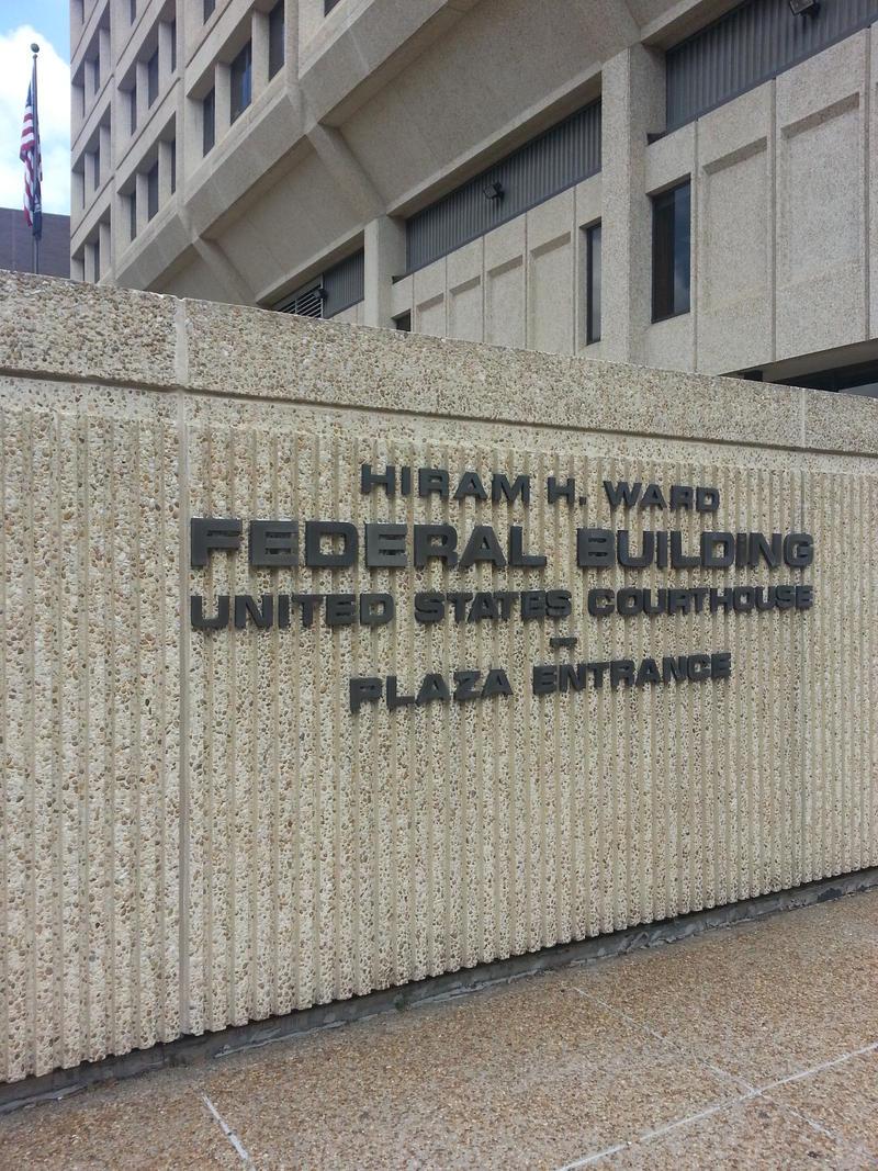 Federal Building Winston-Salem