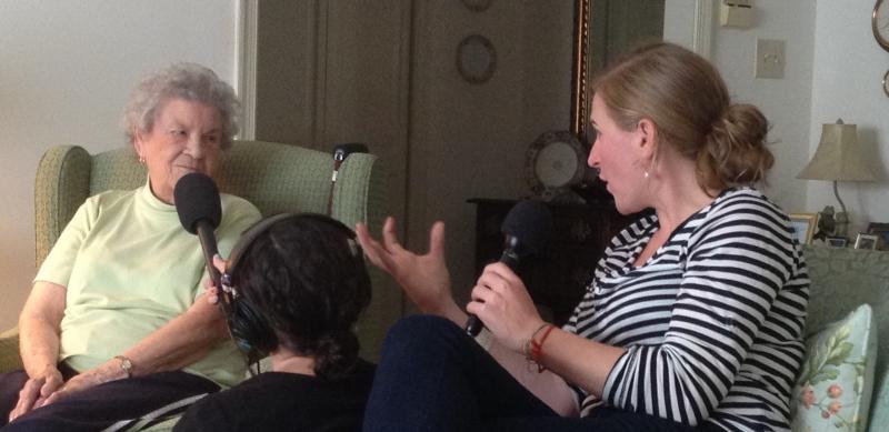 Annie Lou Andrews speaks with Phoebe Judge.