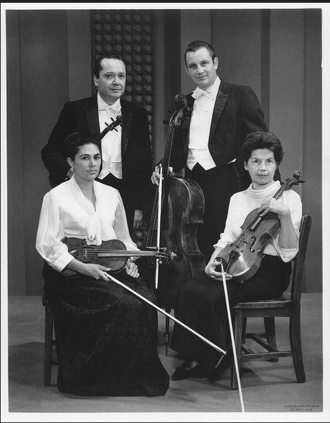 The Original Ciompi Quartet