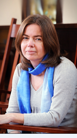 Hana Pichova is a UNC professor and author that escaped communism 35 years ago and she's been making the most of her opportunities ever since.