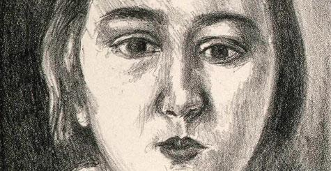Jeune FilleAu Col D'Organdi (Young Woman With Organdy Collar) - Henri Matisse