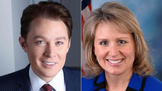 Renee Ellmers, Clay Aiken