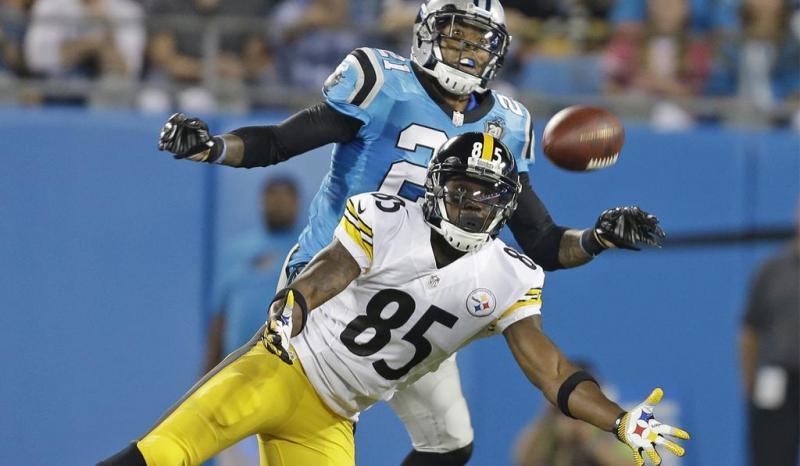 #Panthers lose. Final Score: Pittsburgh 37, Carolina 19. #KeepPounding