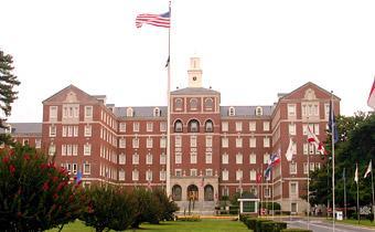 Fayetteville VA building