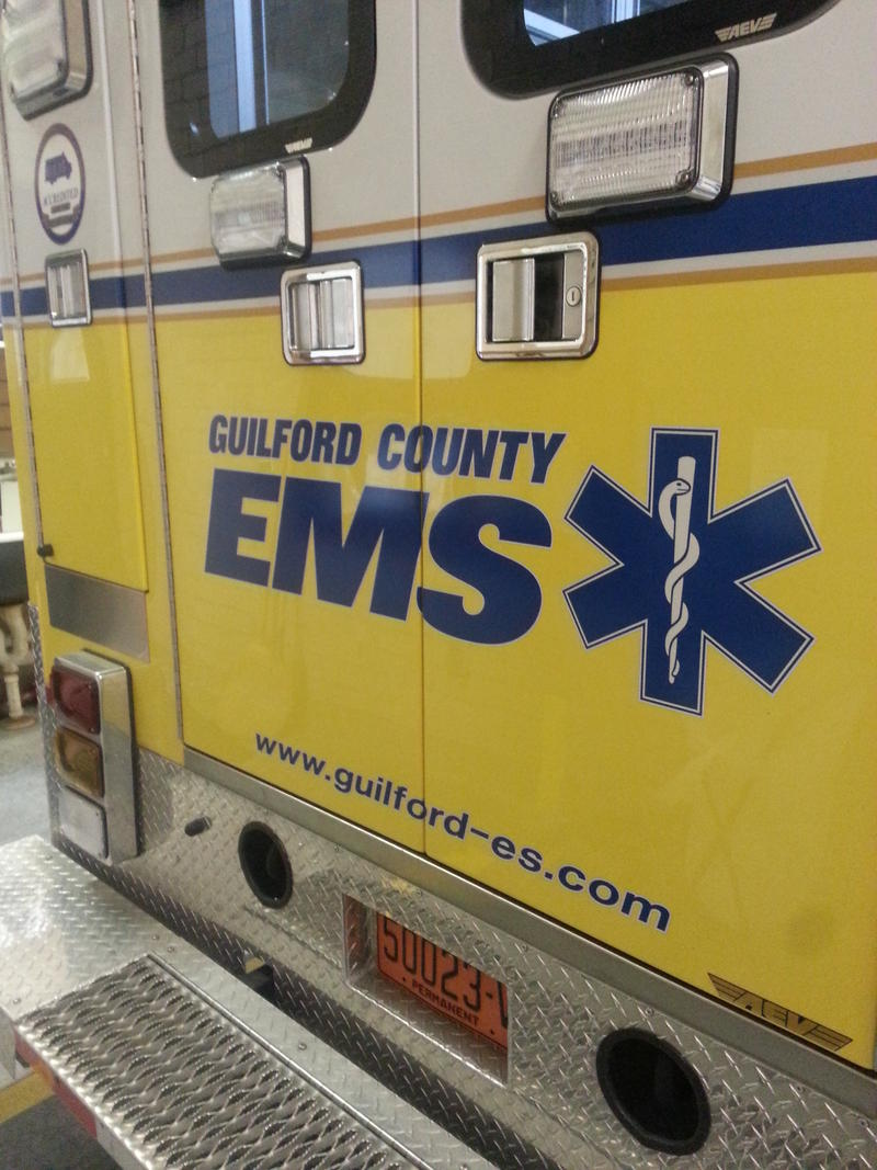 First responders in Guilford County have administered hundreds of doses of Naloxone, or NARCAN, this year. Heroin overdoses and deaths are on the rise.