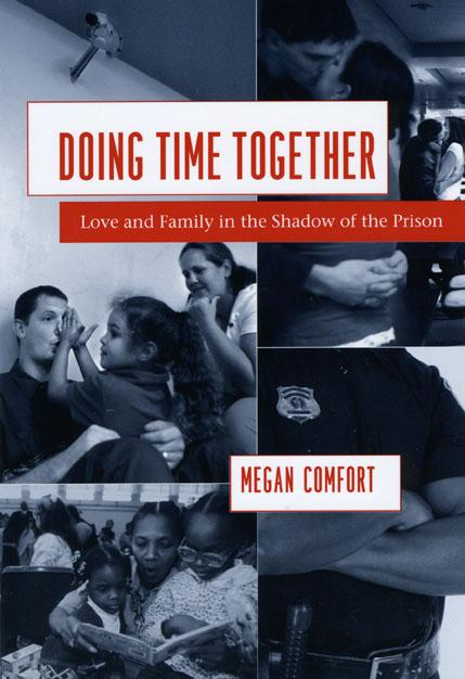 "When a family member is sentenced to time in prison, they who family can feel like they are ""doing time."""