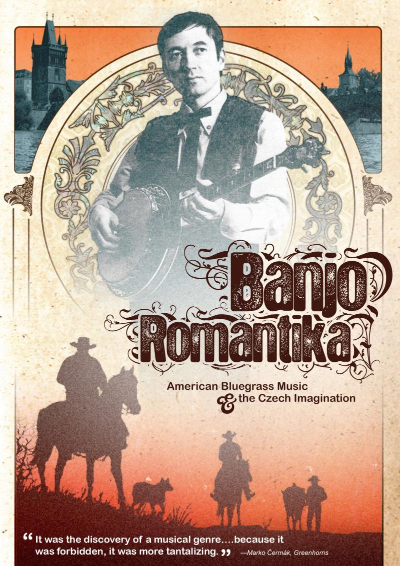 Cover Image for A new documentary exploring the history and significance of Czech Bluegrass.