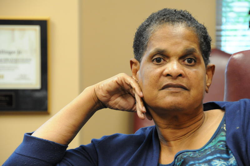 Debra Blackmon, 56, is requesting compensation for a sterilization performed on her in 1972.