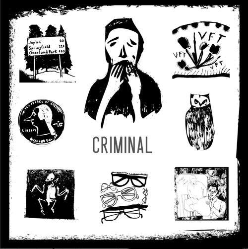 Criminal's episode art is by Julienne Alexander