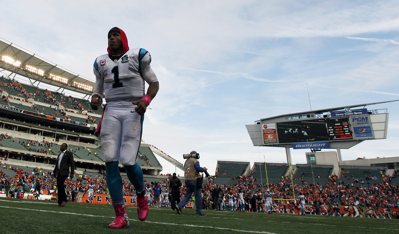 Photos from the #Panthers tie vs. Cincinnati: