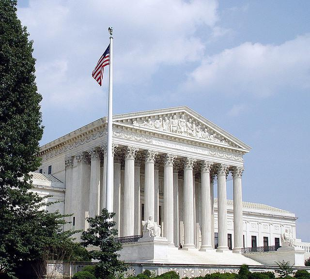 Photo: The U.S. Supreme Court building