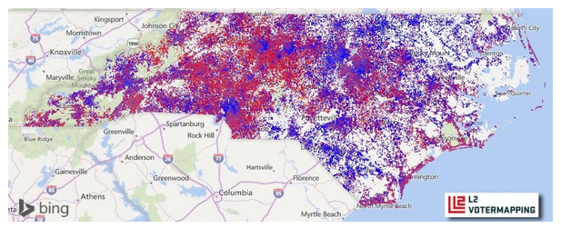 Here's what NC's early vote looks like http://wapo.st/1x8ulLQ