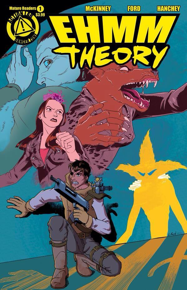 Cover Image for Ehmm Theory co-created by Brockton McKinney.