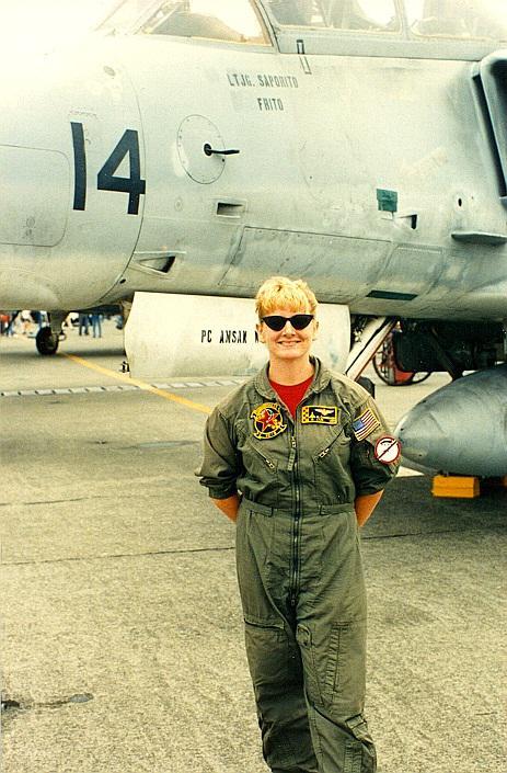 Image of Duke Professor Missy Cummings, drone advocate and expert.