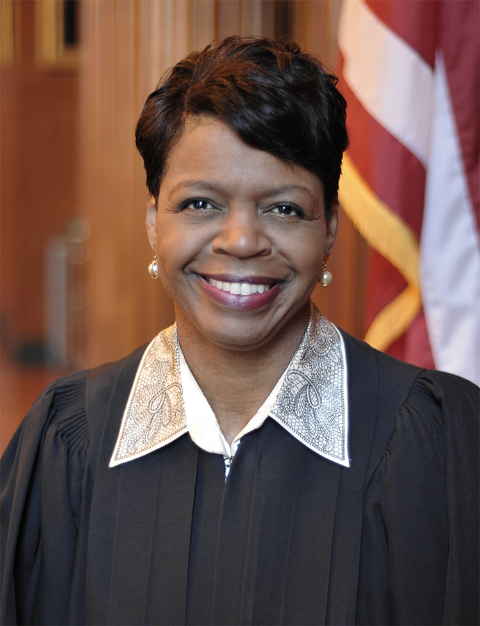 Photo: Justice Cheri Beasley