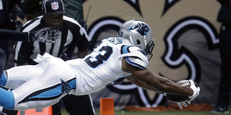 @FozzyWhitt's 26-yard touchdown