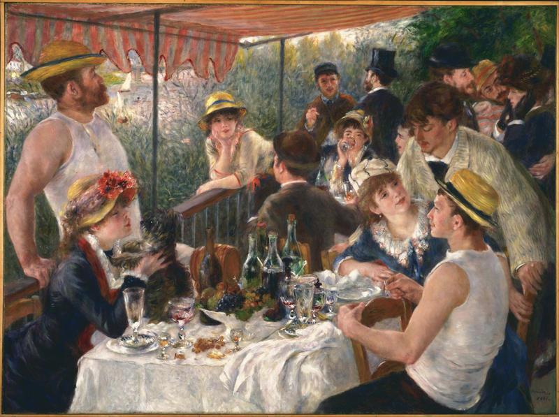 Pierre-Auguste Renoir's
