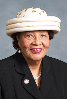 U.S. Representative Alma Adams
