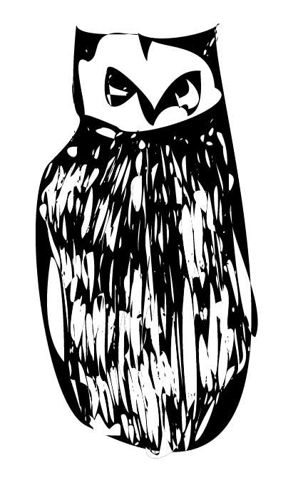 Graphic of Owl