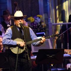 Joe Newberry performing on Prairie Home Companion.