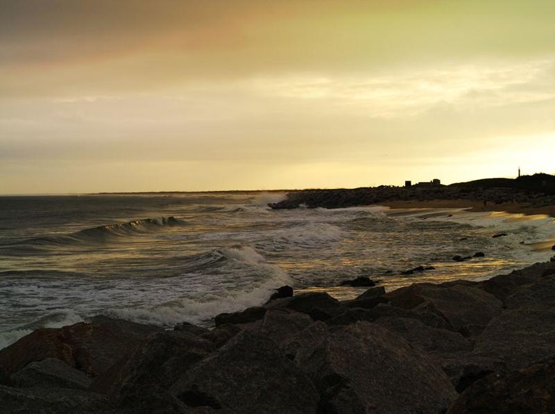 Sunset at Fort Fisher
