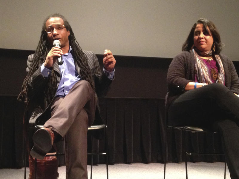 Marco Williams and Kat Rodriguez, Human Rights Watch Film Festival, San Diego, Calif.