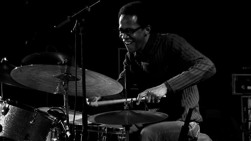 Drummer Brian Blade Live at INNtöne Jazzfestival 2006.
