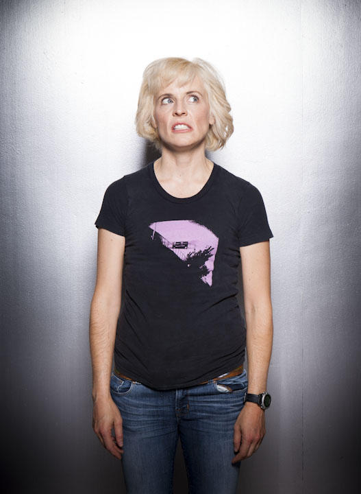 Comedian Maria Bamford takes the stage at DSI Saturday.