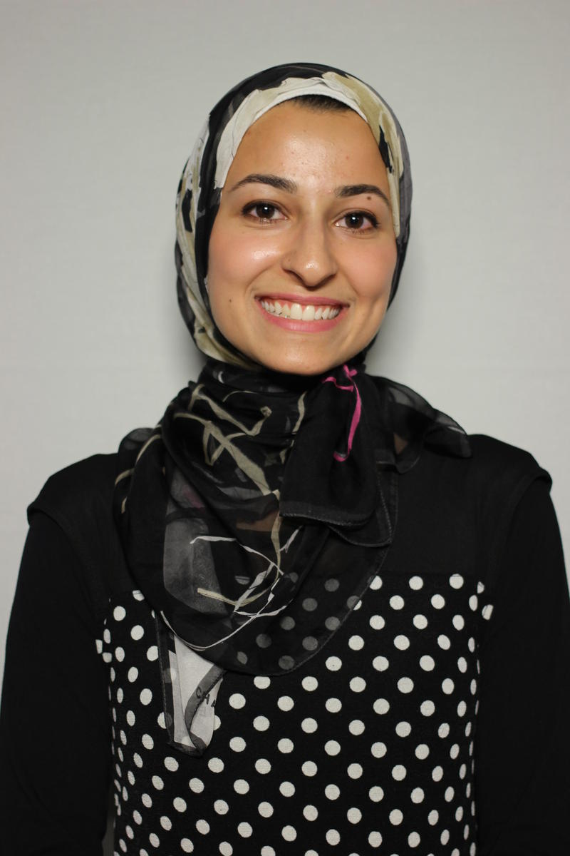 Yusor Abu-Salha was killed Tuesday night, along with her husband Deah Barakat and her sister Razan Abu-Salha.