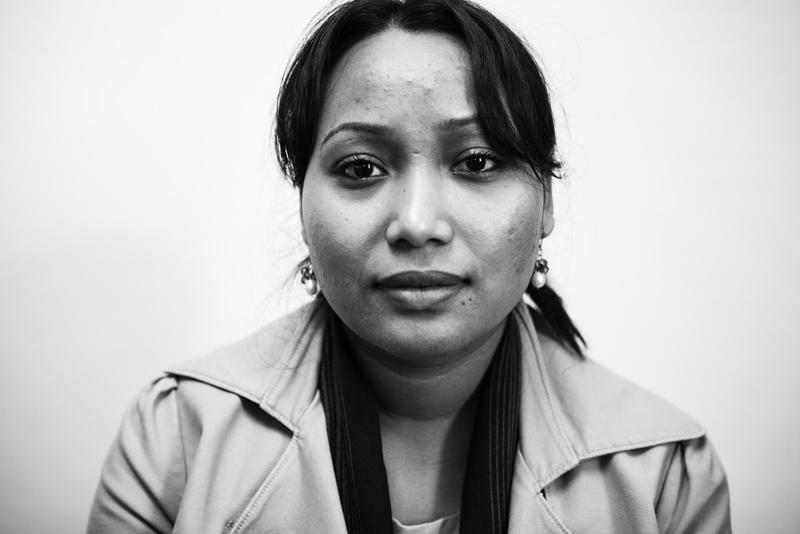 Sarita and her family arrived from Nepal in 2008, where they had lived in a refugee camp for many years after fleeing political instability in Bhutan.