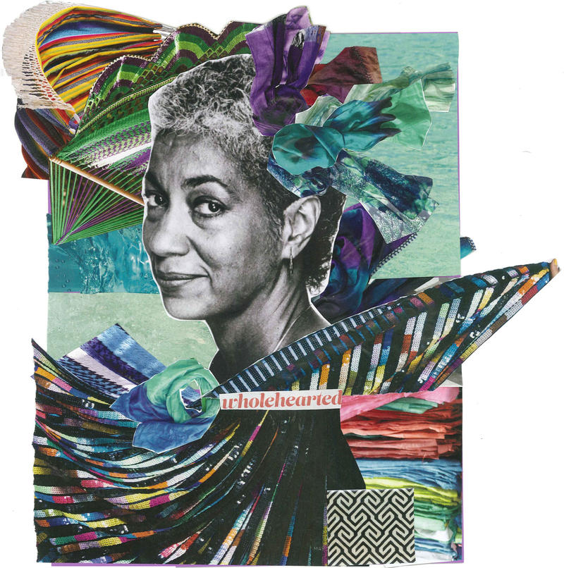 Wholehearted. For June Jordan. By Alexis Pauline Gumbs