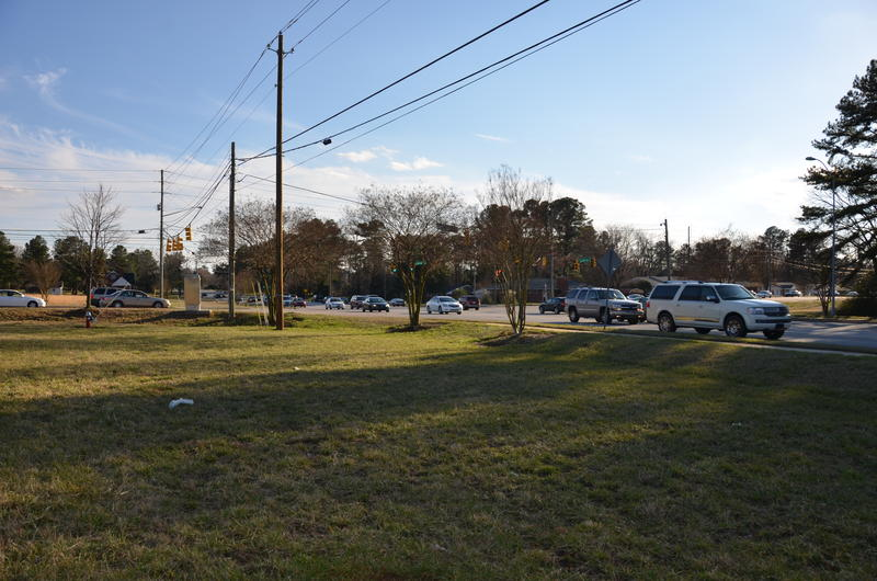 Photo: Lot in Northeast Raleigh