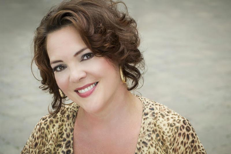 Headshot of North Carolina Native Rising Opera Star Jill Gardner