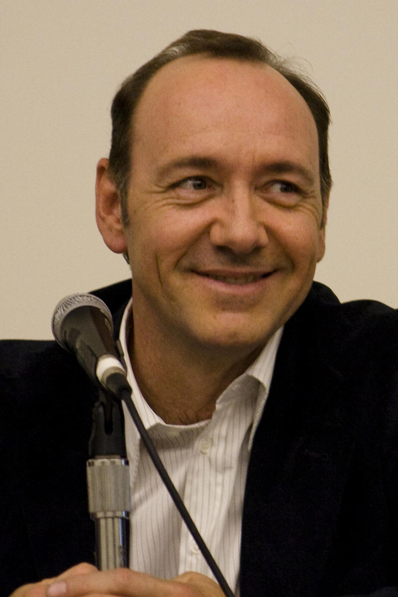 "Kevin Spacey plays southern politician Frank Underwood in the Netflix series ""House of Cards."""