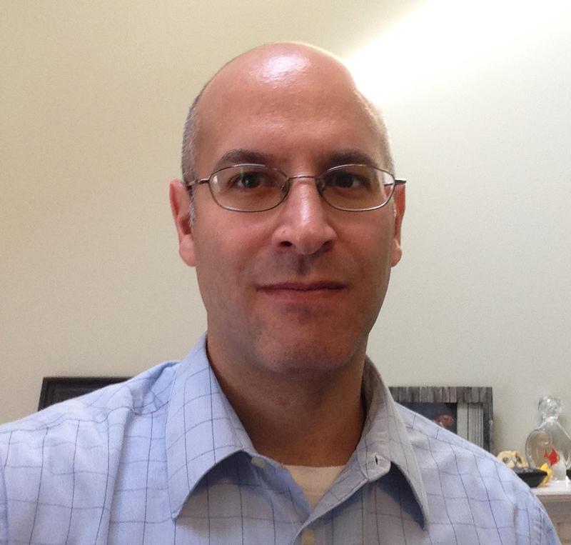 Speech-language pathologist Peter Reitzes produces the StutterTalk podcast.
