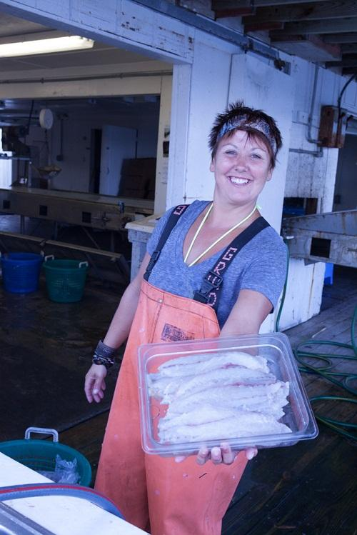 NC Catch works to connect the commercial fishing industry with consumers seeking fresh local NC seafood. It's helping build networks between fishermen, fish houses, markets, restaurants and local foods advocates.