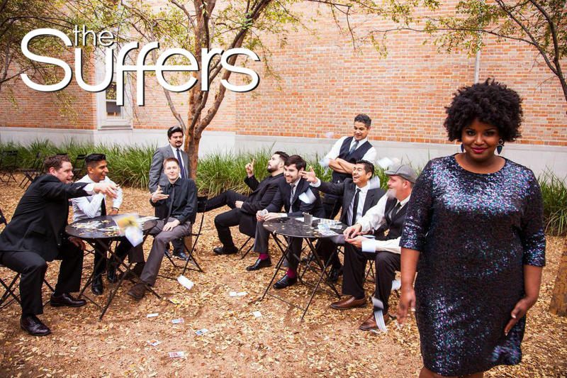 The Suffers are a Gulf Coast soul band out of Houston, Tx.