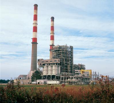 sutton power plant
