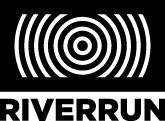 Logo for the RiverRun International Film Festival
