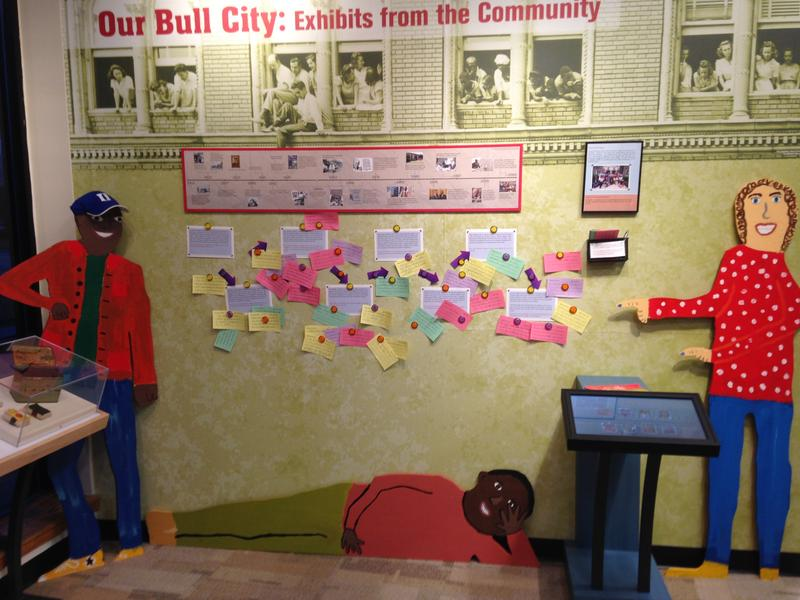Hub visitors got to meet the characters, rearrange the plot, and add their comments.