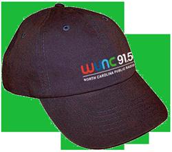 WUNC Baseball cap