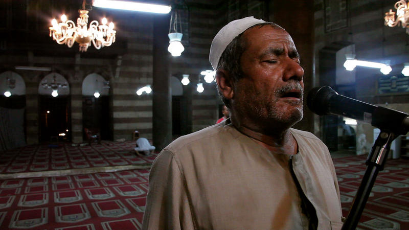 "The film ""Cairo in One Breath"" takes a look at the Adhan Unification Project."