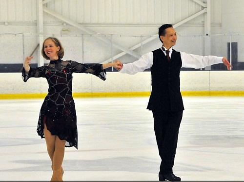 Cynthia Bulik is a world expert in eating disorders but also a lover of culture, languages and ice skating. Here she is competing at the 2012 Adult National Figure Skating Championships with David Tsai in Chicago where they won third place.