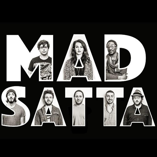 Mad Satta is a Neo-Jazz band out of New York City.
