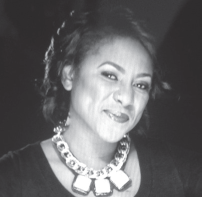 Alicia Garza is the co-creator of the hashtag #BlackLivesMatter.