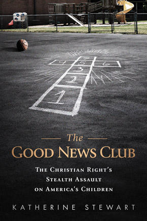 Katherine Stewart's book investigates a Bible study club with chapters in thousands of U.S. schools.